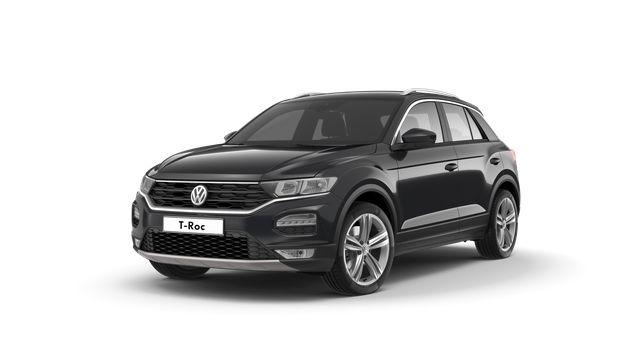 Volkswagen T-Roc Style Business