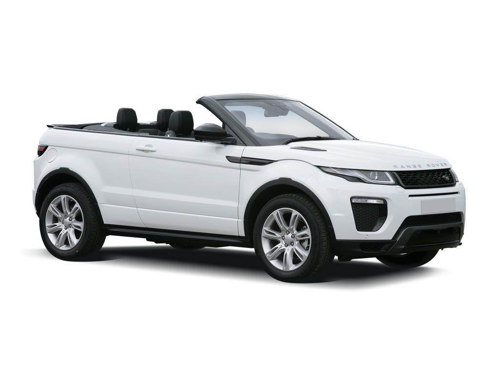Land Rover Range Evoque Convertible